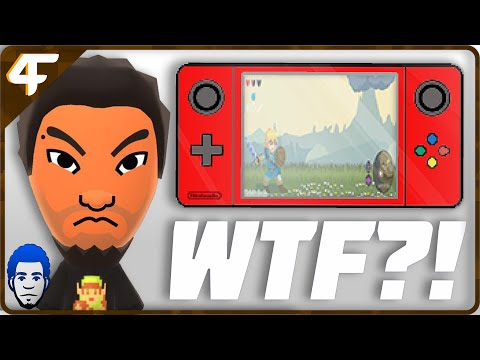 Nintendo NX Rumors: What the HELL is WRONG With People!?