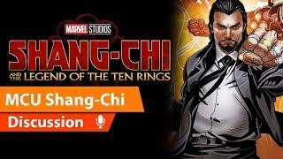 Shang-Chi Brings Back The 10 Rings & The Mandarin