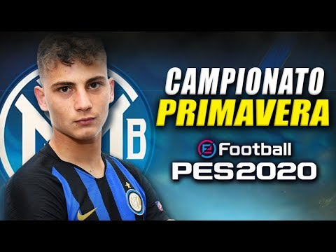 CAMPIONATO PRIMAVERA IN PES 2020! [#1] MASTER LEAGUE