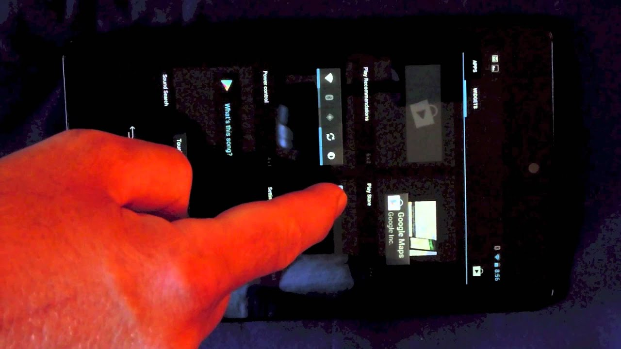 Creating a Shortcut for Accessibility Settings on Android at :last-child