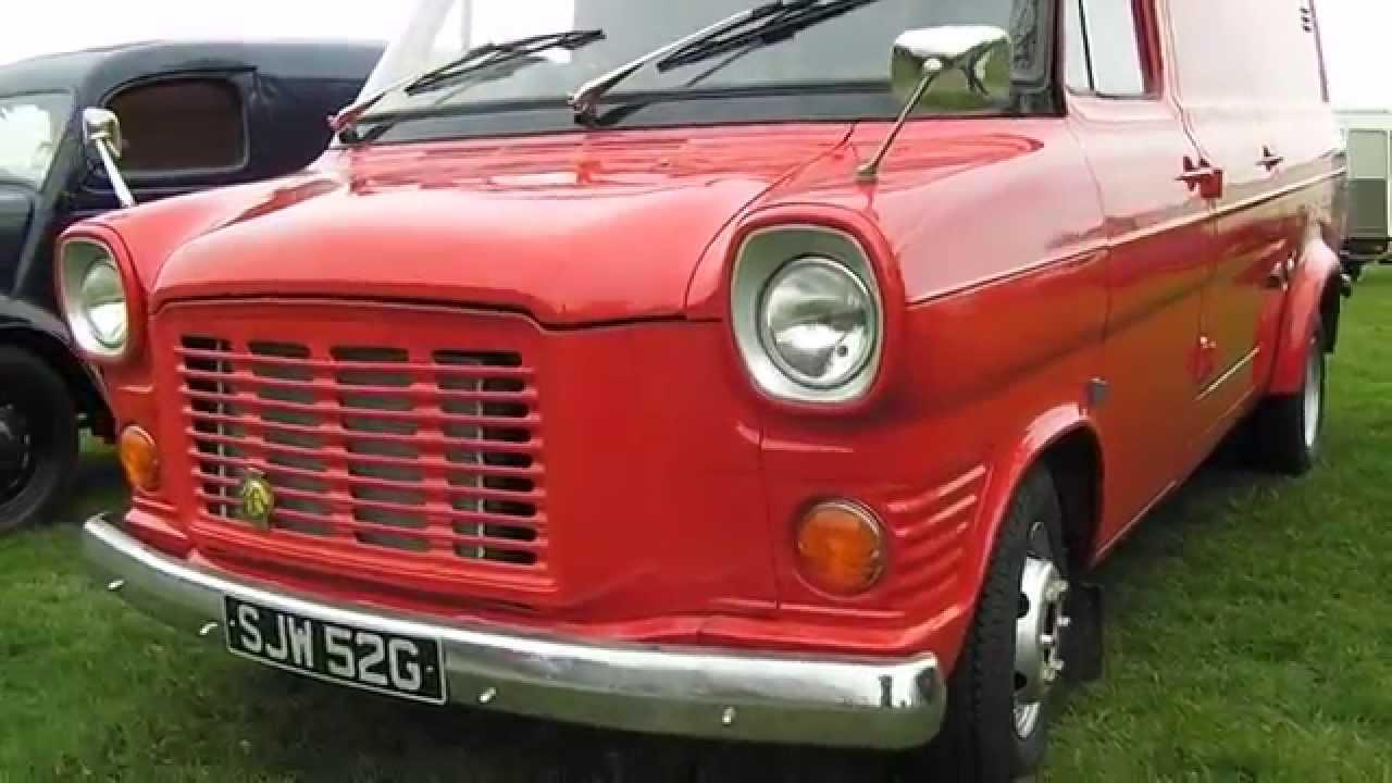 Ford Transit Mk1 Youtube