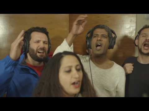 YARAN Free song - Shanbehzadeh in Brazil - Afro Iranian feat FUNK COMO LE GUSTA