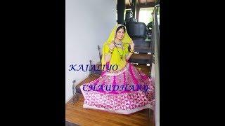 Kajaliyo | Chaudhary | Dance Choreography | Aim Studio India
