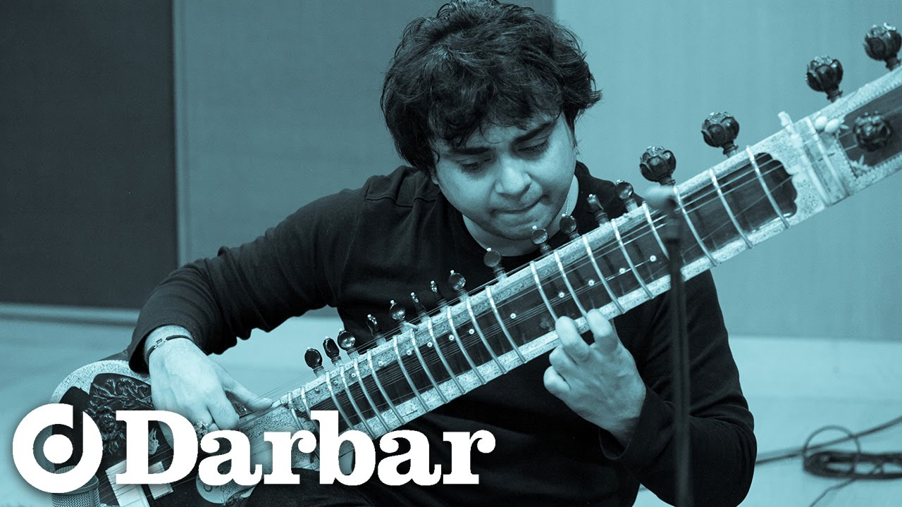 Niladri Kumar plays Raag Mishra Kafi on the iconic sitar