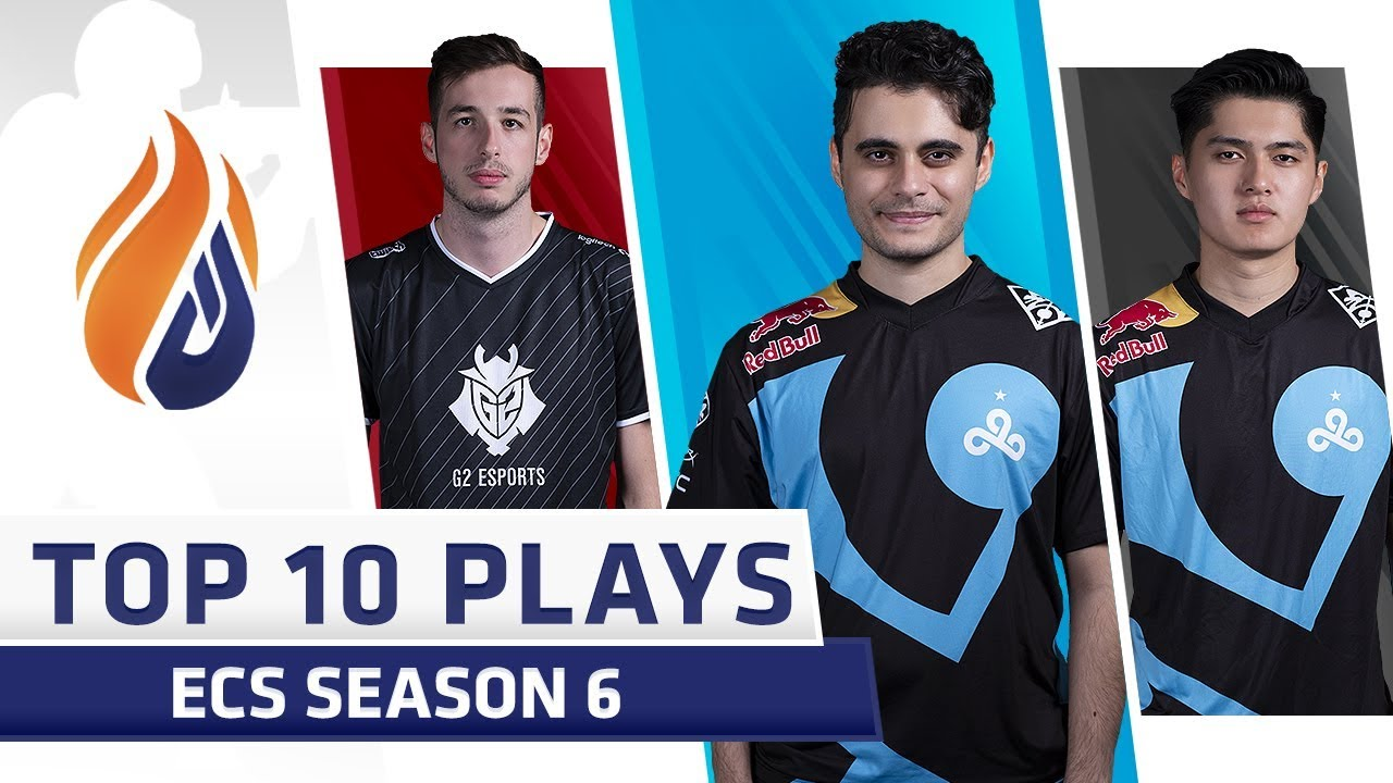 Top 10 ECS Plays of the Week - Feat. Golden, autimatic, kennyS! Videosu