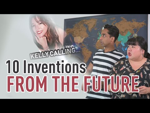 10 Inventions From The Future