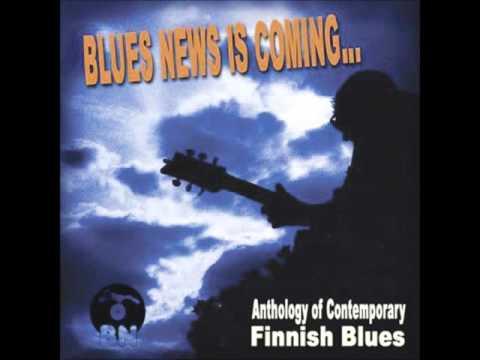 Masi Sallinen Quartet featuring Bill Sims - Helsinki Blues (2002)