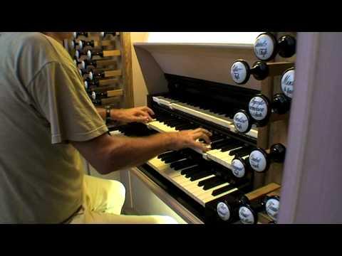Mendelssohn Organ Sonata No. 1 Finale - Allegro assai vivace