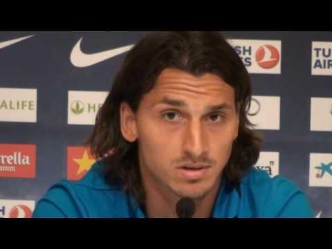 Fan Club Barcelona  - Zlatan Ibrahimovic blijft bij FC Barcelona