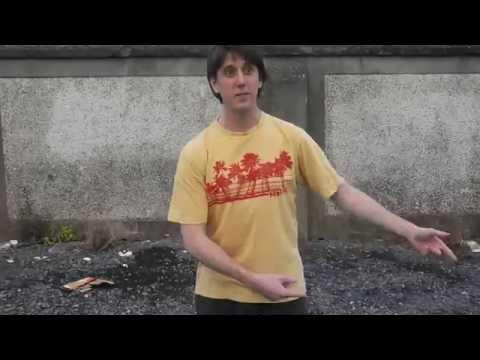 Aidan's rubble bucket challenge