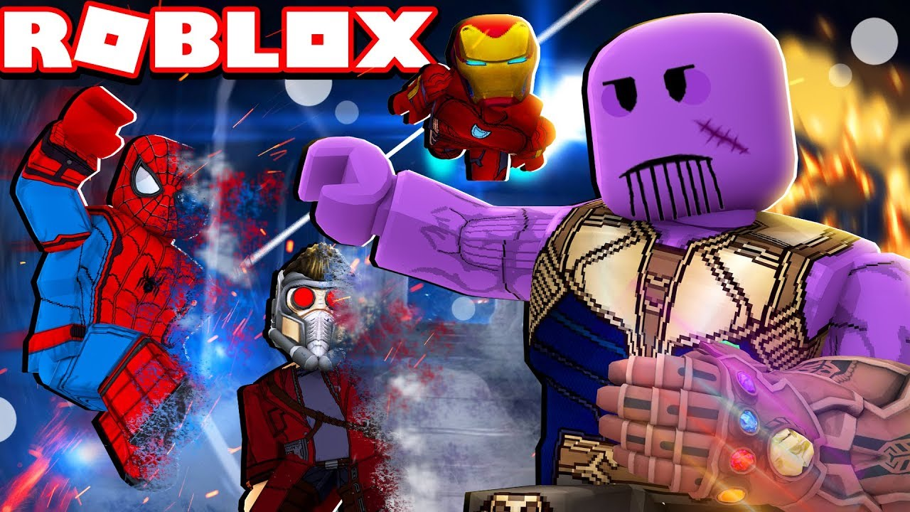 Rageelixir Roblox Jailbreak How To Get Robux Free Games How To Play As Thanos On Roblox Superhero Simulator Youtube