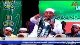 HABIB THOHIR ALKAFF - DI MAJELIS DPI MALANG RAYA