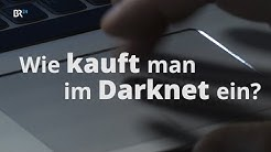 Wie kauft man im Darknet ein? | BR24
