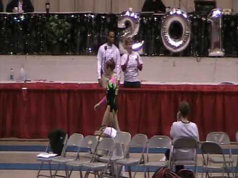 buckeye classic gymnastics meet 2012