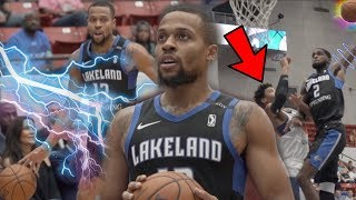Isaiah Briscoe IS BACK! LEADS G League DEBUT with the MAGIC!