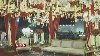 Ponguleti Srinivas Reddy Son Engagement LIVE | Telangana Latest News | ABN LIVE
