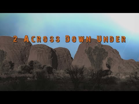 2 Across Down Under - Episode 6 - Alice Springs-2-Adelaide - Motorrad Australien - R1200GS Adv
