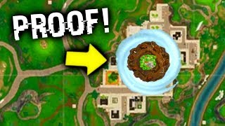 PROOF Loot Lake ISLAND Is Moving HERE! (Fortnite)