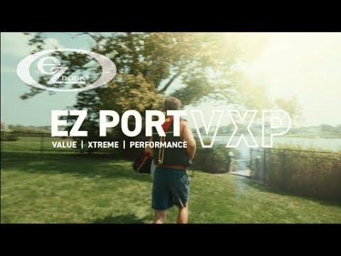EZ Dock: EZ Port VXP 20/10 Video