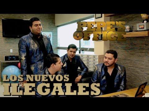 LLEGAN LOS NUEVOS ILEGALES A ESTADOS UNIDOS - Pepe's Office