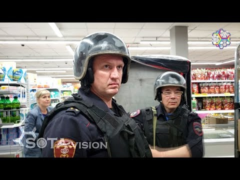 Борьба за скидки в магазине МАГНИТ
