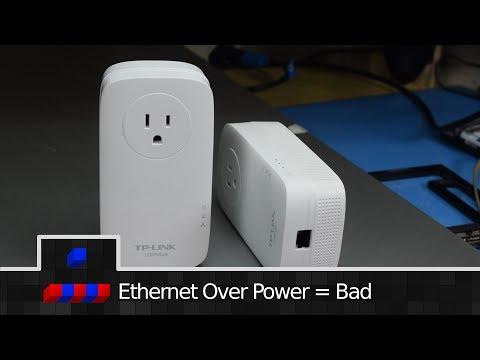 0x0014[Extra] - Gigabit Powerline Adapter Not Even Close