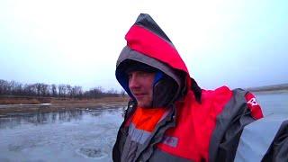Первый выход на лёд за два года!!! Зимняя рыбалка 2021