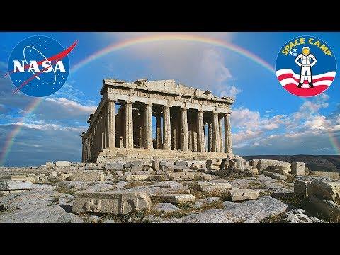 USA - NASA Space Camp - PRESENTING GREECE