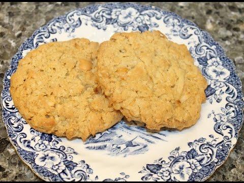 Making Ranger Cookies – Recipe