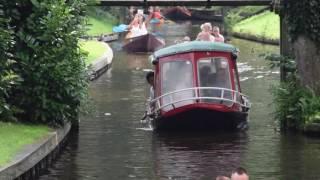 """""""Grachten Van Giethoorn"""" Timelapse 24 Juli 2016"""