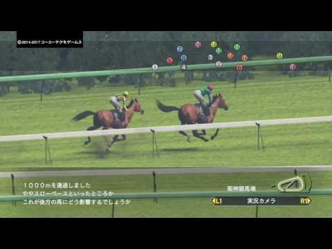 Winning Post 8 2017 御堂筋ステークス
