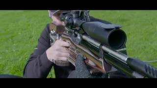 Air Arms FTP 900 Field Target Rifle