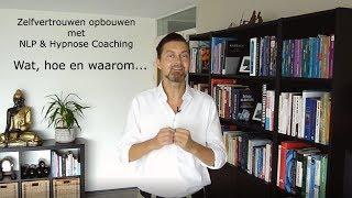 Cursus zelfvertrouwen voor je onderbewustzijn met NLP & Hypnose Coaching