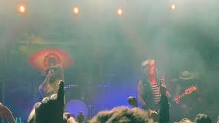 Turbonegro - Fist City - 9.2.2018. - live at Folken - Stavanger - Norway