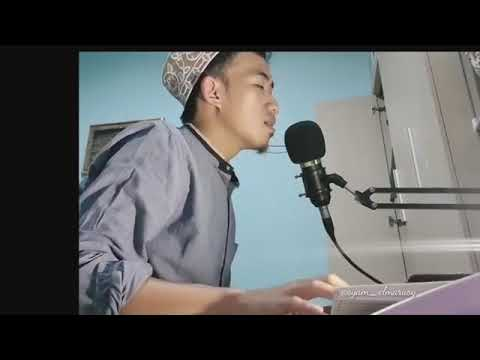 Merdu Banget Cover Lagu Rapuh Dari Ustadz Syam