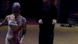 Brooksy and Vix run away to the Chinese State Circus