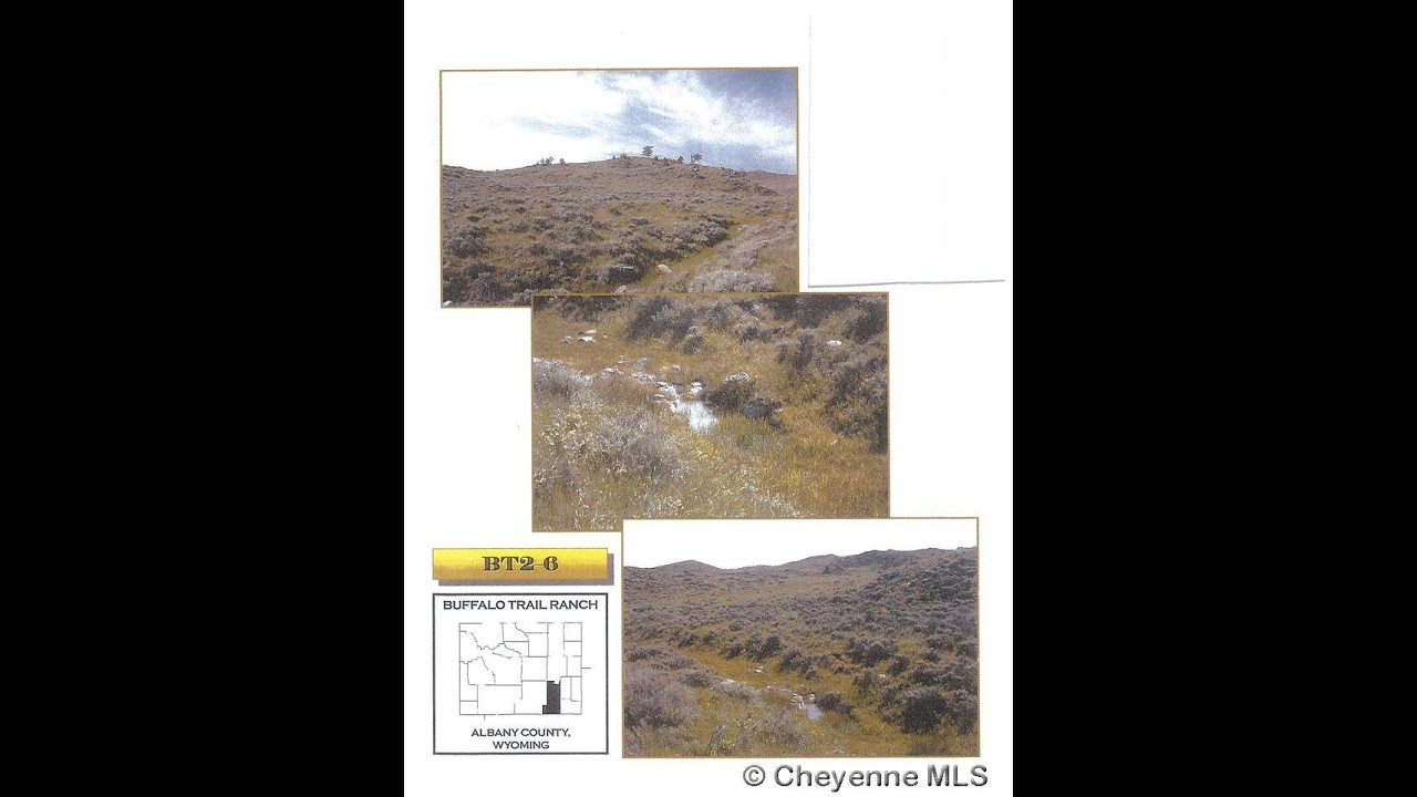 Lots And Land for sale - Tract BT2-6 BUFFALO TRAIL RANCH, Wheatland, WY  82201