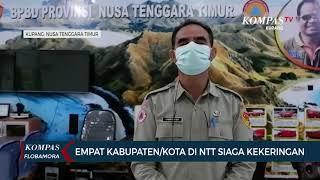 4 Kabupaten/Kota di NTT Siaga Kekeringan