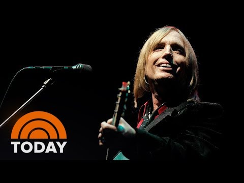 Tom Petty, Rock 'N' Roll Legend, Dies At Age 66 | TODAY