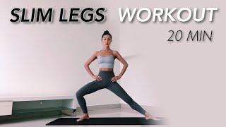 서서하는 허벅지살 빠지는 운동! | SLIM THIGH…