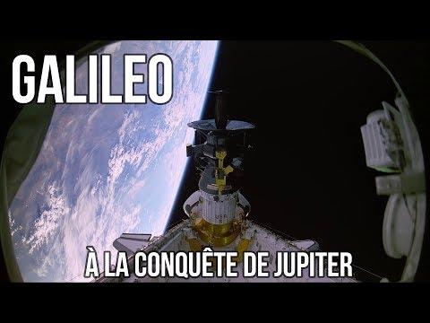 🚀 Une sonde interplanétaire lancée par une navette - STS-34/Galileo