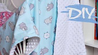 видео Детские одеяла и пледы