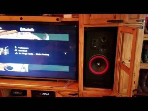 Cerwin vega e 312 - YouTube