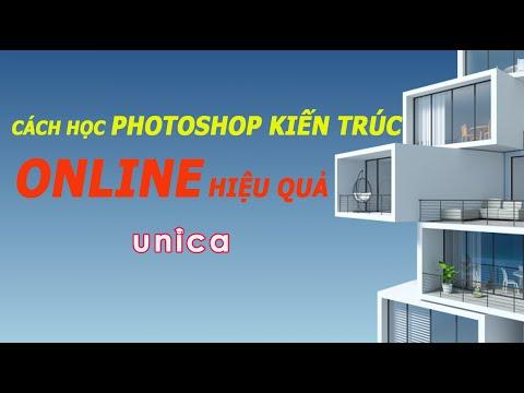 Học Photoshop - Học Online Hiệu Quả để Trở Thành Chuyên Gia Photoshop Kiến Trúc, Nội Thất, Quy Hoạch