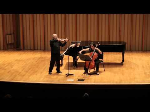 Artur Avanesov - Je Ne Regrette Rien (2010) For Violin And Cello