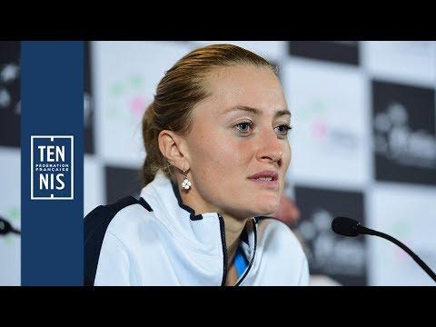 Finale Fed Cup : les réactions de samedi soir | FFT