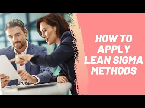 How to Apply Lean Sigma Methods to Improve the Human Resource System
