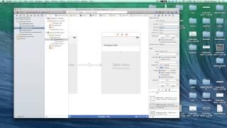 Tutorial - Swift Programming Language - Table Views