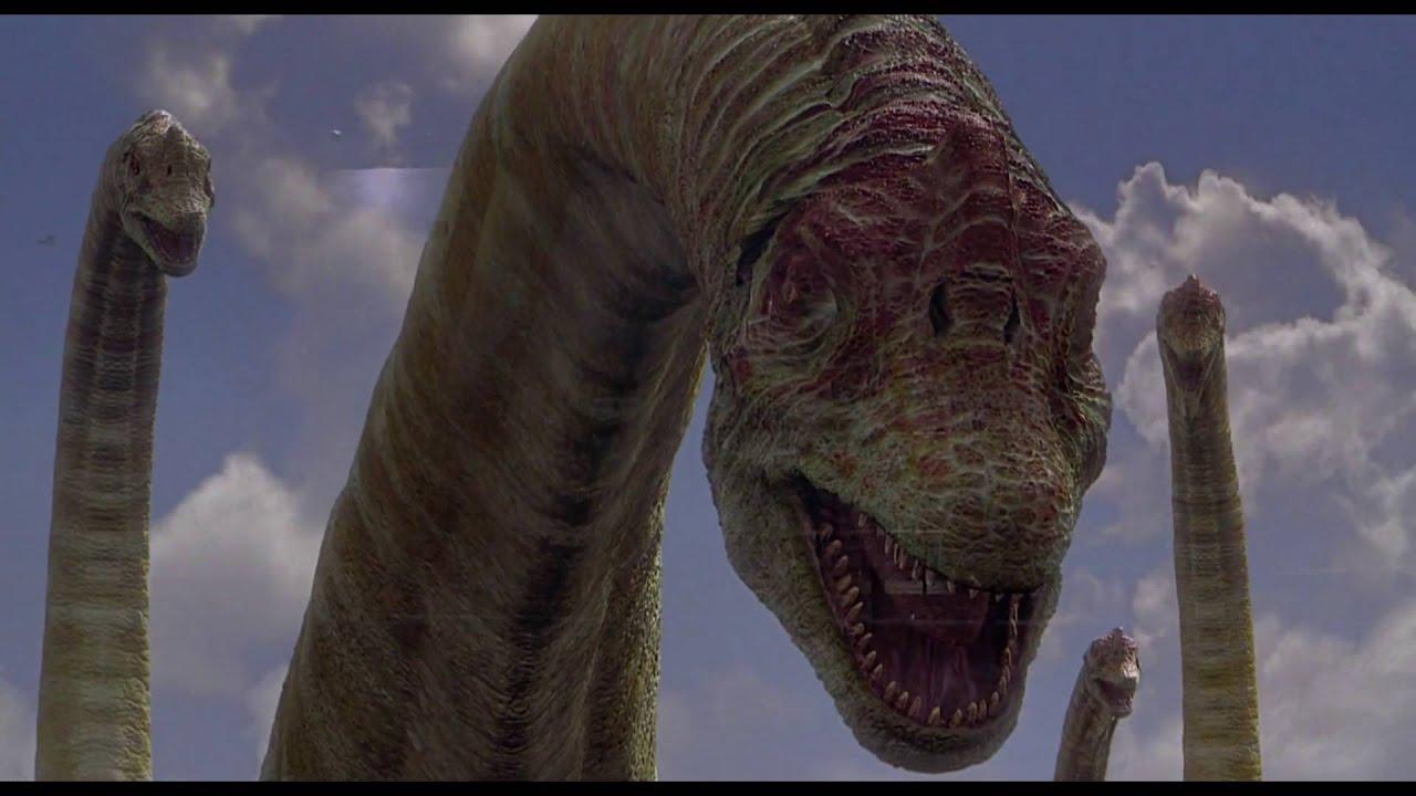 Jurassic Park, Brachiosaurus