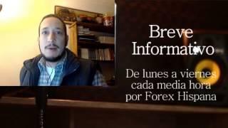 Breve Informativo - Noticias Forex del 19 de Enero 2017